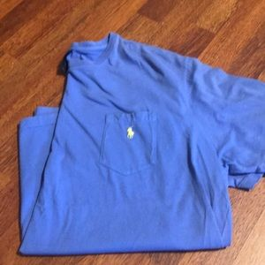 Polo by Ralph Lauren Pocket Tee. Size XL